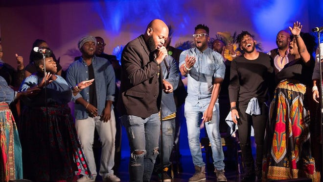 Trey McLaughlin & the Sounds of Zamar are known for adaptations of contemporary gospel, pop, and musical theater hits. The group will perform Feb. 9 as part of the USC Aiken Cultural Series.