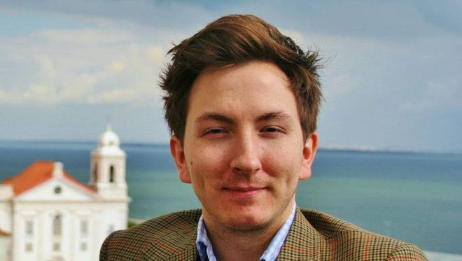 Devon Cox is working on his Ph.D. in history at the University of Warwick.