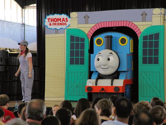 Family fun expo brings thomas the tank engine games and more m4hsunfo