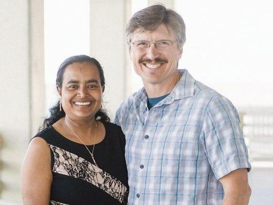 Nita and Kevin Stout