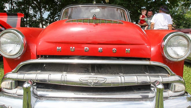 Hilltop Playground Association held its 6th Annual Car Show at the playground in Lebanon on Saturday, July 18, 2015. Vicki Vellios Briner -- Lebanon Daily News