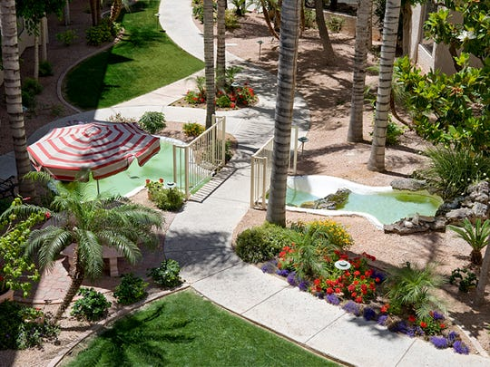 The Springs offers residents  a maintenance-free lifestyle