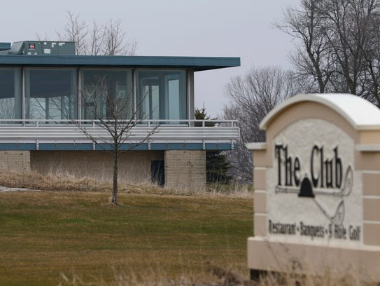 File photo of the former Elks Country Club property at the intersection of Waldo Boulevard and Memorial Drive. File/USA TODAY NETWORK-Wisconsin