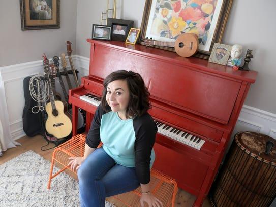 Hurricane-based singer-songwriter Lyndy Butler has