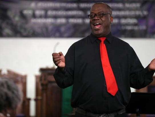 Earle Lee, who has lead the Boys' Choir of Tallahassee