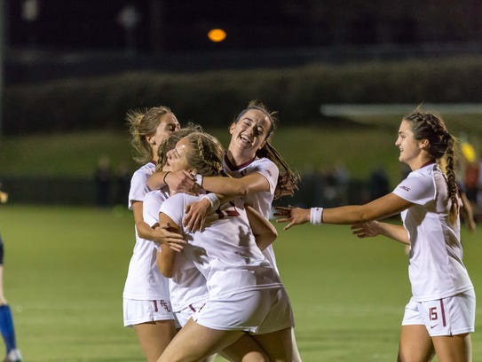 After blanking Arizona 2-0, the Florida State women's