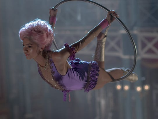 To play Anne in 'The Greatest Showman,' Zendaya did
