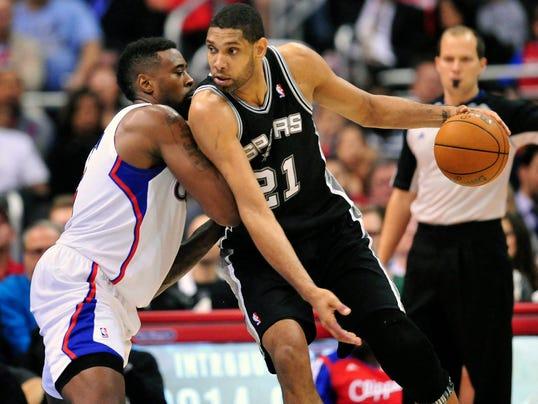2014-2-18 Spurs win