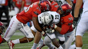 TV sports for Friday: UNLV football, plus preps on KAME