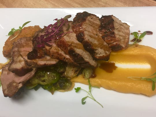 Ho Ho Kus Inn is offering pork tenderloin this fall