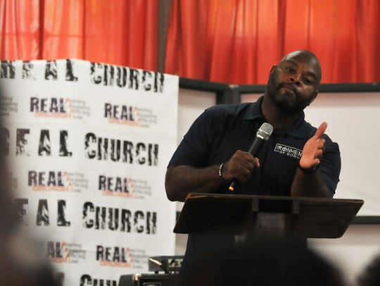 """R.E.A.L. Church Pastor Jarvis Wash will be one of the panelists in """"One paycheck away: Who's Alice"""" discussion organized by FLORIDA TODAY and LEAD Brevard."""