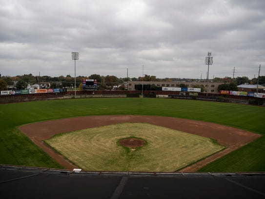 At 102-years-old, historic Bosse Field is the third-oldest
