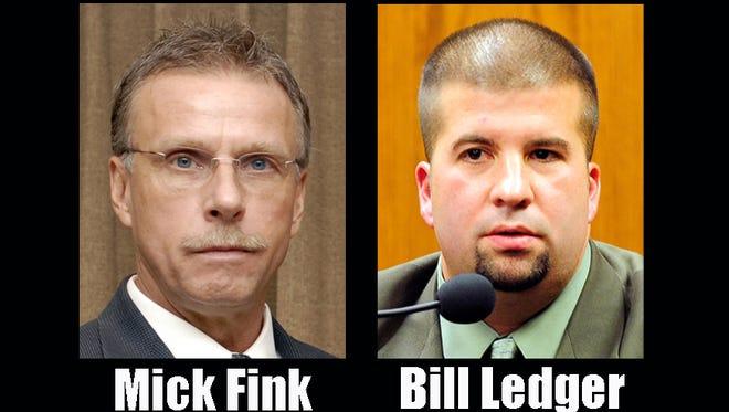 Fond du Lac County Sheriff's race.