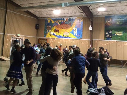 Friends of Family Farmers is hosting a square dance and benefit in Scio to support Oregon's pasture-based producers.