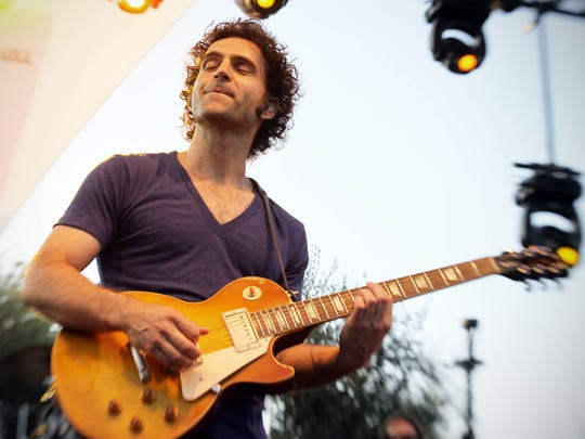 Dweezil Zappa partook of nearly half a dozen peanut butter cookies from  Java's prior to his 2012 jazz fest performance.