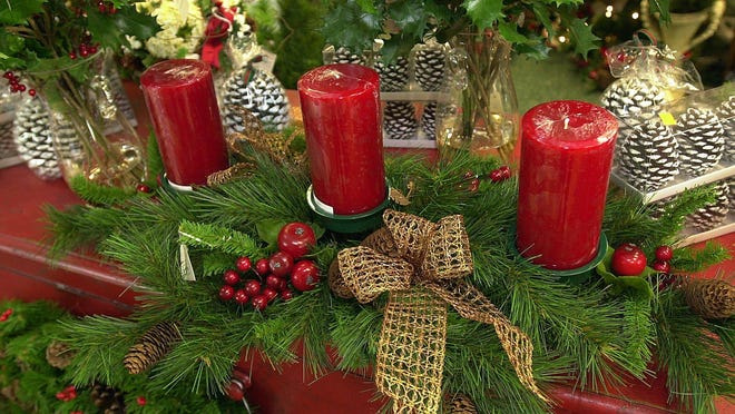 Candles are a holiday life-saver.