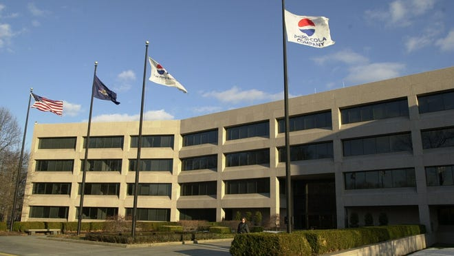The PepsiCo building in Somers