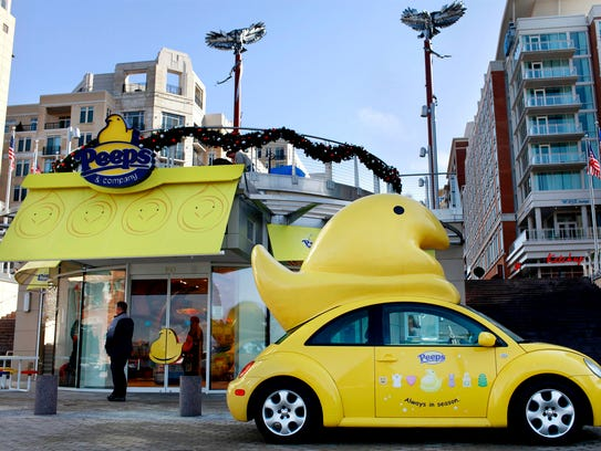 The Peeps & Company Store  at National Harbor in Oxon