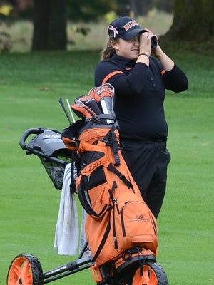 Heather Fortushniak's college search has taken the Brighton golfer to Kansas State.