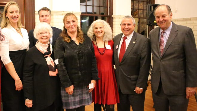 The nonprofit Conserve Wildlife Foundation of New Jersey (CWF) celebrated their 12th annual Women & Wildlife Awards on Nov. 1 before over 200 people at Duke Farms in Hillsborough.