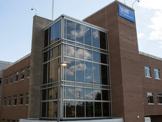 The MATC West Campus at 1200 S. 71st St., West Allis,