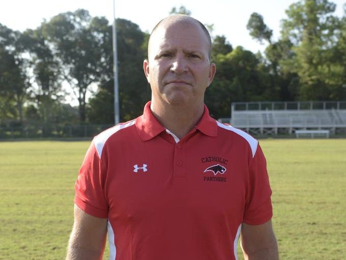 2015 high school football preview catholic high new for Brent carrier