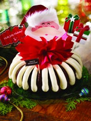 Nothing Bundt Cakes can customize any cake for any occasion with special hand crafted decorations.