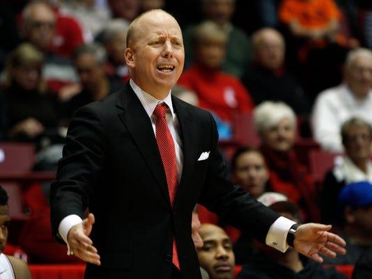 NCAA Basketball: St. Francis (PA) at Cincinnati