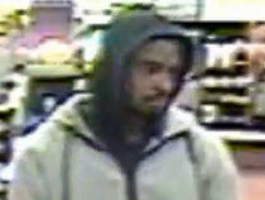Westland police are searching for this man, who they