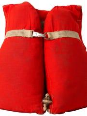 Antique Life Vest