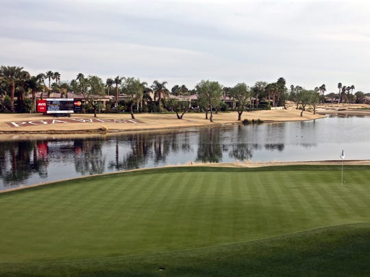 Nicklaus Course pictured on Tuesday, Jan. 19, 2016.