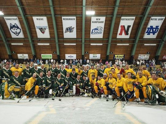 Greatest Pick Up Hockey Game - UVM 08/05/16