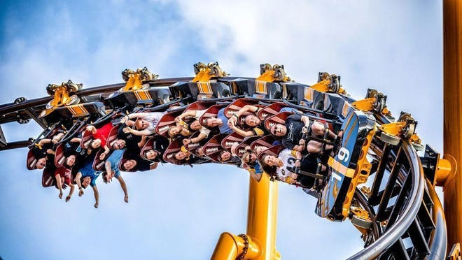 Kennywood Park reopens to season passholders Friday, then the general public on Monday.