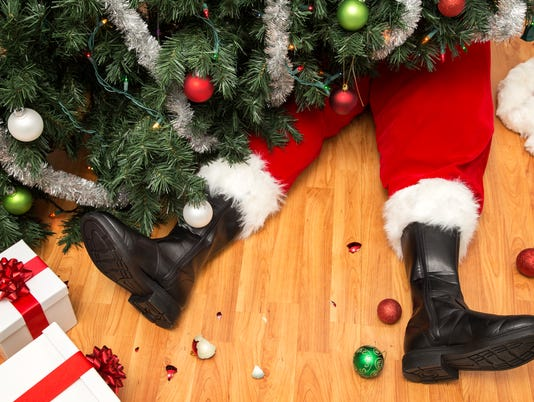 Santa Claus's Disaster