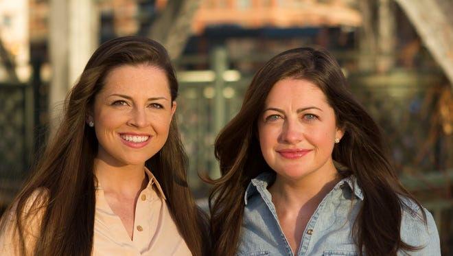 Emily Nunez and her sister, Betsy, have launched a successful startup, Sword & Plough, which turns military surplus items into luxury handbags and backpacks.
