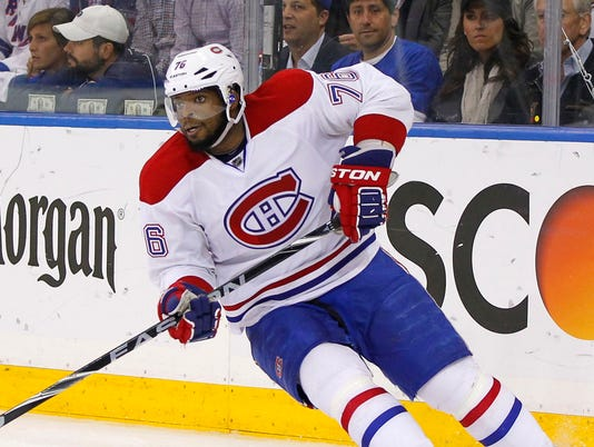 8-2-14 Stanley Cup Playoffs-Montreal Canadiens a