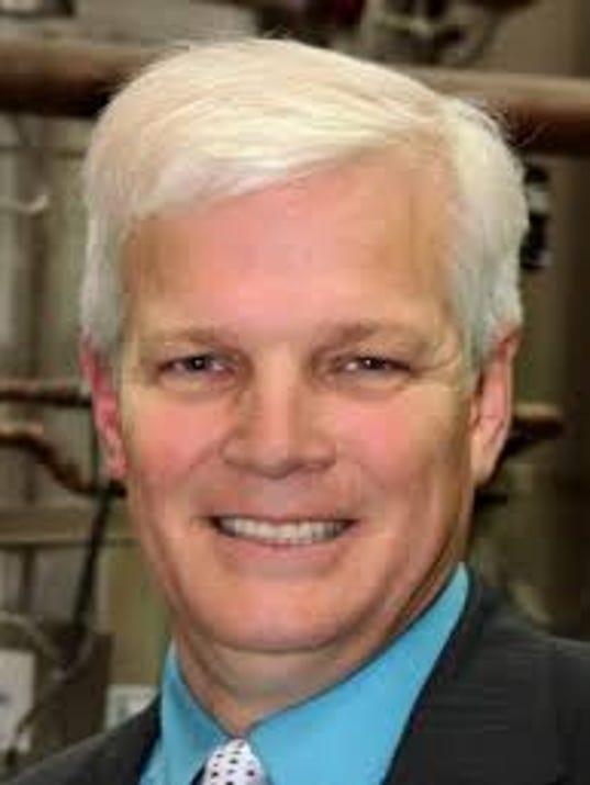 Richard Meeusen, CEO of Badger Meter