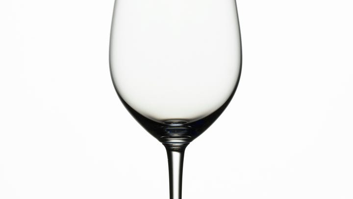 Keep your Riedel wine glasses at this Louisiana tasting