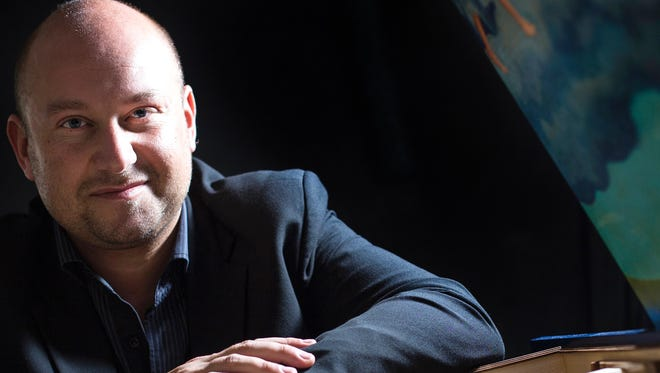 Alberto Busettini will be performing at CAMP Rehoboth on Oct. 9.