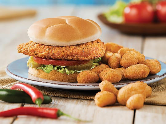 Starting Monday, May 28, Culver's introduces the Spicy Crispy Chicken Sandwich for a limited time through July 29.