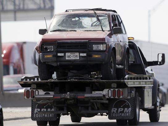 APTOPIX Austin Bombings