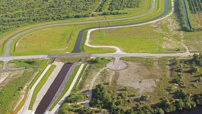 The U.S. Army Corps of Engineers signed off ona $197 million contract to build a new reservoir area that will help keep pollution out of the southern Indian River Lagoon.