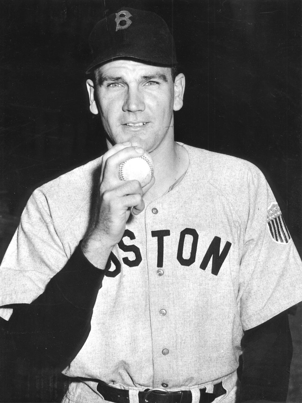 Boo Ferriss was a standout pitcher for the Boston Red