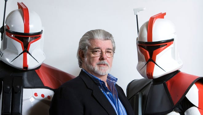 George Lucas in 2008