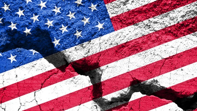 Divided America.