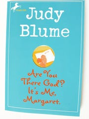 """Are You There God? It's Me, Margaret"""" was one of Judy Blume's young adult novels that tackled  a controversial subject and gained her loyal readers."