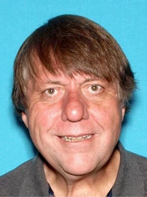 Coroner officials identify body of missing hiker as Clyde Miller, 65, of Newbury Park.