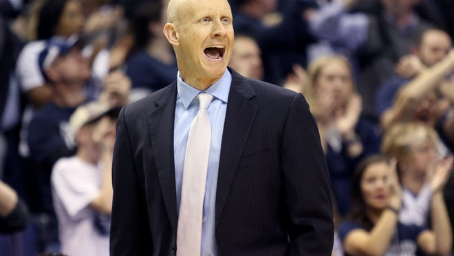 Xavier and coach Chris Mack just received a commitment from Class of 2017 big man Kentrevious Jones.