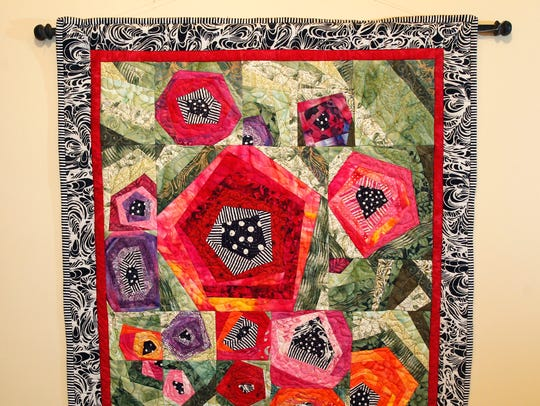 Celebrate National Quilt Day on March 16. (Diane Campion made this one.)