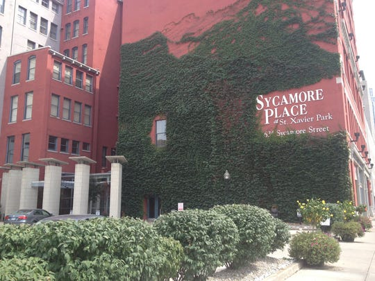 North American Properties worked on with NorthPointe Group on the Sycamore Place Lofts at Seventh and Sycamore streets.